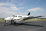 Air Charter Caribbean KingAir C90