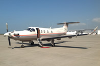 Air Charter Caribbean Pilatus PC-12